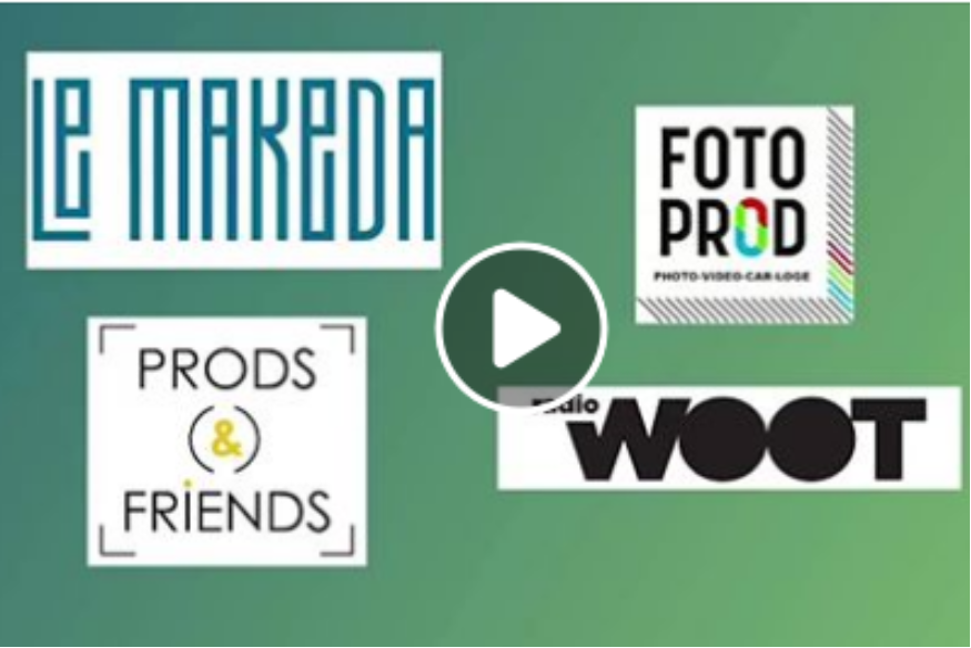LE MAKEDA, RADIO WOOT ET LES PROD AND FRIENDS DÉCONFINENT LES LIVE !