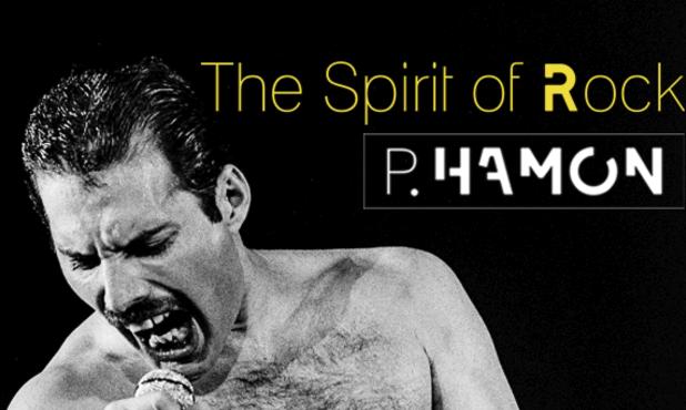 "ITW Phillip Hamon - ""The spirit of rock"""